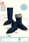 Prym Sewing Pattern & DVD for Espadrilles Boots
