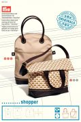 Prym Sewing Pattern & DVD for Bag Caroline Shopper
