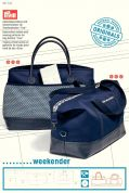 Prym Sewing Pattern & DVD for Bag Eve Weekender