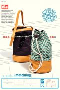 Prym Sewing Pattern & DVD for Bag Charlotte Matchbag