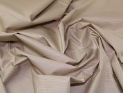 Lady McElroy Cotton Twill Fabric  Pink & Beige