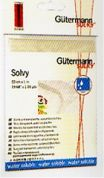 Gutermann Solvy Thin Transparent Machine Embroidery Water soluble Film