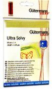 Gutermann Ultra Solvy Strong Machine Embroidery Water-soluble Film