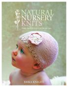 Erika Knight Natural Nursery Kits Knitting Book