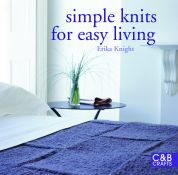 Erika Knight Simple Knits Easy Living Knitting Book