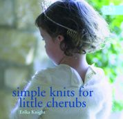 Erika Knight Simple Knits for Little Cherubs Knitting Book
