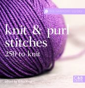 Erika Knight Harmony Knit & Purl Knitting Book