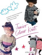 Erika Knight Junior Colour Knits Knitting Book