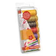 Gutermann Extra Fine Sewing Thread Set 100m