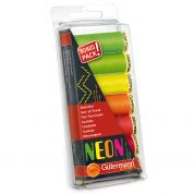 Gutermann Neon Sew All Thread Set
