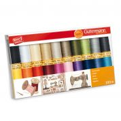 Gutermann Cotton 50 Thread Set