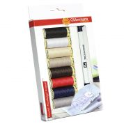 Gutermann Sew All Sewing Thread & Trickmaster Pen Gift Pack