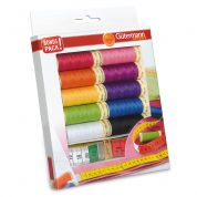 Gutermann Sew All Thread Set with Measuring Tape