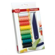 Gutermann Sew All Thread Set with Edge Shaper