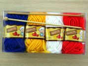 Childrens Beginner Knitting Kit