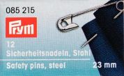 Prym Hardened Metal Safety Pins