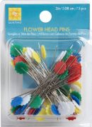 EZ Flower Head Quilting Pins