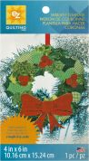 EZ Wreath Plastic Quilting Template