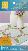 EZ Five Petal Flower Plastic Quilting Template