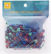 EZ Coloured Quilting Basting Pins