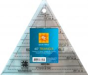 EZ 60 Degree Triangle Acrylic Quilting Template