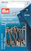 Prym Safety Pins with Ball