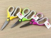 Kleiber Soft Touch Craft Scissors  Assorted Colours