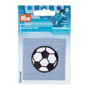 Prym Patch Motif Football  Blue