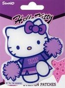 Prym Self Adhesive Embroidered Motif Applique Hello Kitty