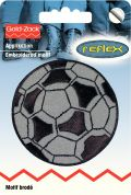 Prym Self Adhesive Embroidered Motif Applique Football