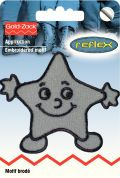 Prym Self Adhesive Embroidered Motif Applique Star