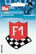 Prym Iron On Embroidered Motif Applique F1 Patch