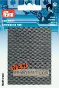 Prym Iron On Embroidered Label Motif Applique New Revolution