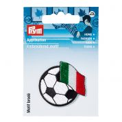 Prym Patch Motif Football Flag