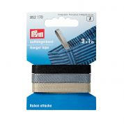 Prym Clothes Hanger Tape 3m  Beige, Grey & Black