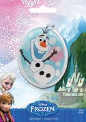 Simplicity Disney Frozen Quilted Olaf Motif Applique