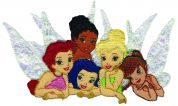 Simplicity Disney Tinkerbell & Friends Motif Applique