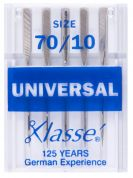 Klasse Universal Sewing Machine Needles