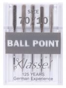 Klasse Universal Ball Point Sewing Machine Needles