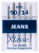 Klasse Universal Jeans Sewing Machine Needles