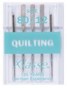 Klasse Machine Quilting Sewing Needles