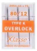Klasse Overlocker Sewing Needles