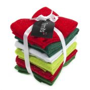 Trimits Christmas Felt Fabric  Assorted Colours