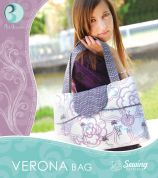Art Gallery Fabrics Accessories Sewing Pattern & CD Verona Bag