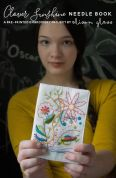 Alison Glass Clover Sunshine Needle Book Embroidery Pattern