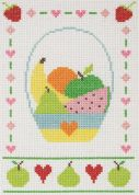 Anchor Cross Stitch Kit Fruit