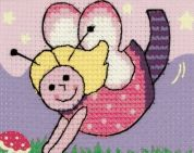 Anchor Cross Stitch Kit Fairy Twinkle