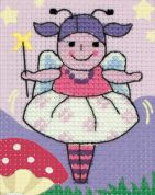 Anchor Cross Stitch Kit Fairy Sparkle