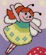 Anchor Cross Stitch Kit Fairy Amber