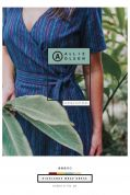 Allie Olson Sewing Pattern Highlands Wrap Dress